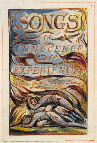 William Blake's Songs of Innocence and Experience